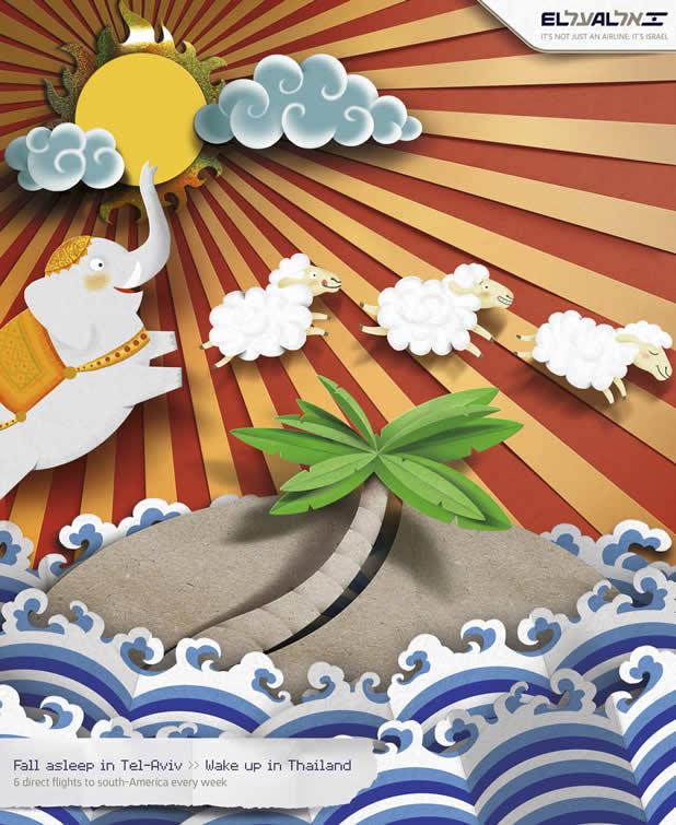 85+ publicités créatives et designs de Juillet 2011 54
