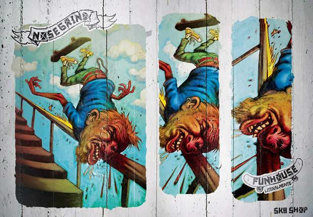 85+ publicités créatives et designs de Juillet 2011 53