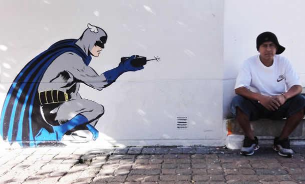 4 streetart design creatif v5 20 Street Art Fun et créatifs – vol5