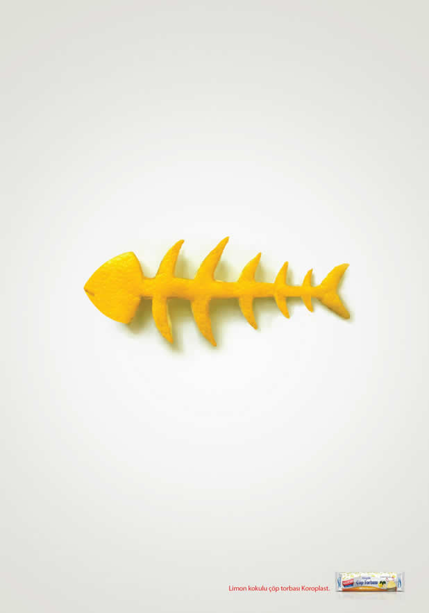 85+ publicités créatives et designs de Juillet 2011 44