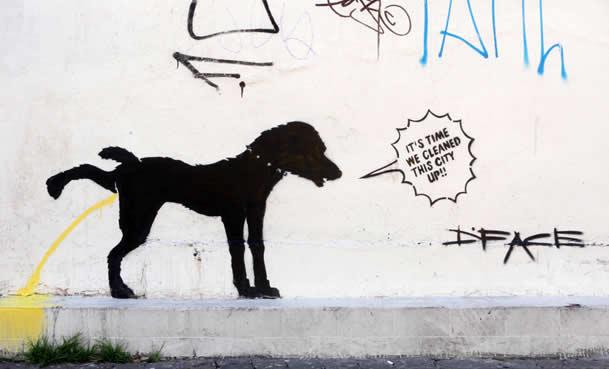5 streetart design creatif v5 20 Street Art Fun et créatifs – vol5