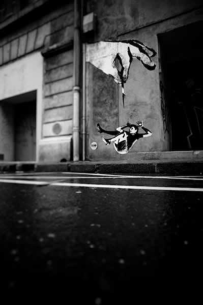 7 streetart design creatif v5 20 Street Art Fun et créatifs – vol5