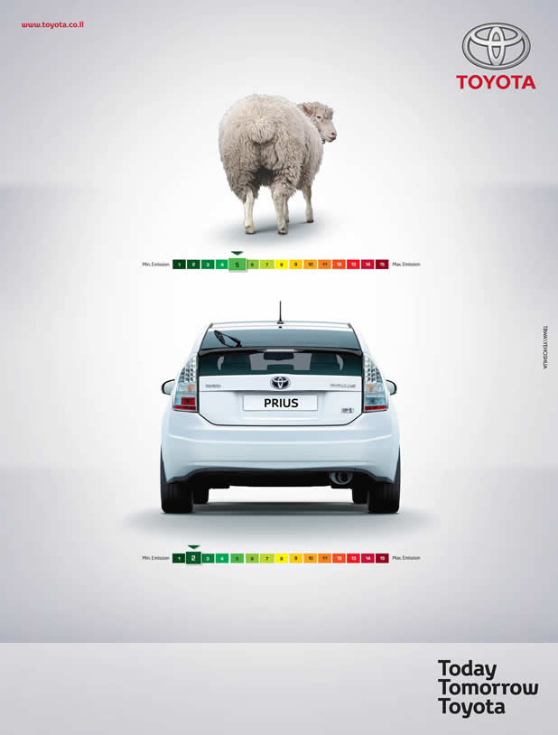 85+ publicités créatives et designs de Juillet 2011 15