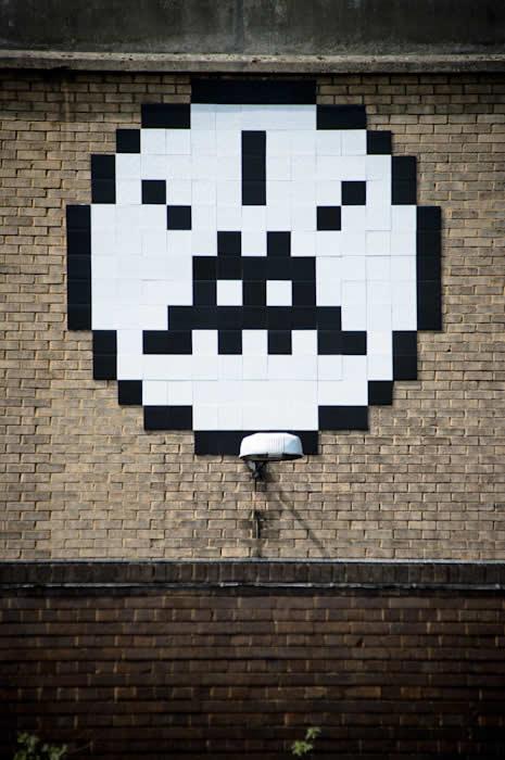 9 streetart design creatif v5 20 Street Art Fun et créatifs – vol5