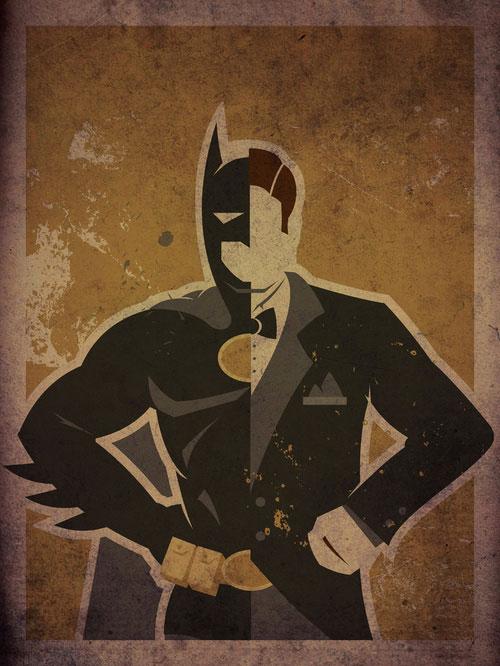les posters de super-heros de Danny Haas 3
