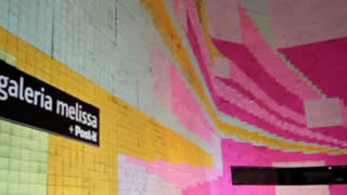 Stop-Motion de plus de 350 000 Post-it - Power of Love 1