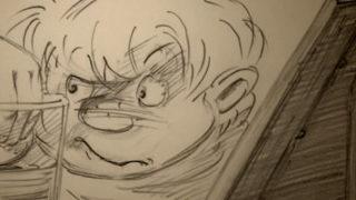 Tooth Fairy Affair - Court métrage réalisé en papier/crayon 1