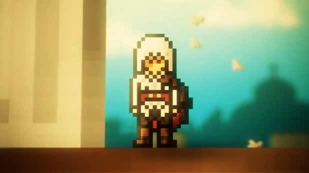 Assassin's Creed en 8-bit  2