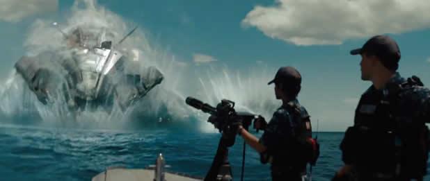 Bande annonce Battleship HD 3