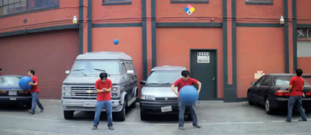 Big Blue Ball Machine 2