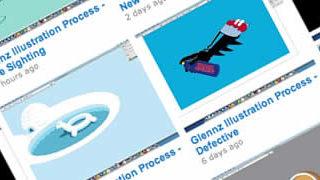 Glennz nous offre des vidéos de ses créations 1
