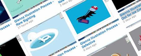 Glennz nous offre des vidéos de ses créations 8
