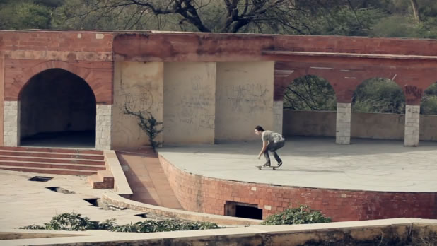 India : Oxelo Skateboards 4