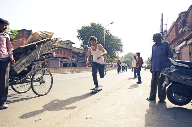 India : Oxelo Skateboards 2