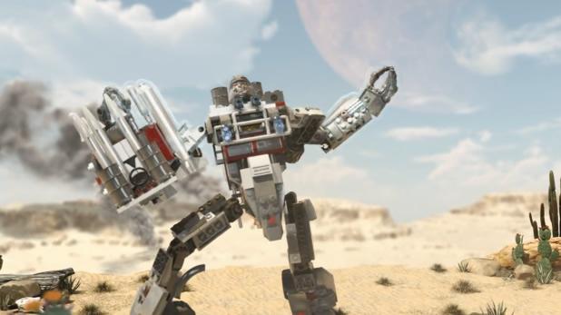 Lego + Transformers=Kre-o 3