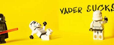 45 publicités utilisant Dark Vador 6