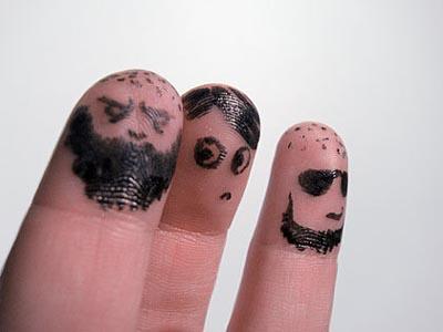 50 meilleurs fingers art 34