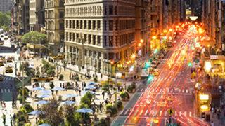 7 photos de NYC de nuit et de jour en même temps