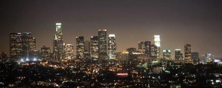 LA Light - time lapse nocturne 3