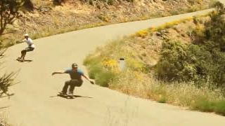 Longboarding: French Fries and Dogs Eyes