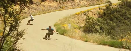 Longboarding: French Fries and Dogs Eyes 11