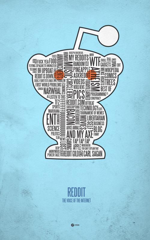 Posters de films en typographie 3