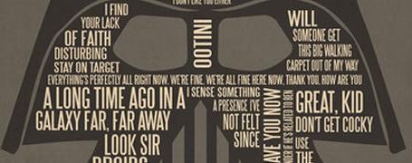 Posters de films en typographie 5