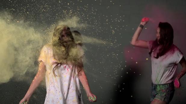 Summadayze Colourfornia - Slow motion 2