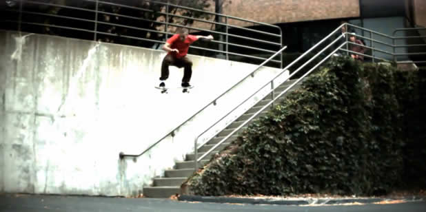 Chutes en skate en Slowmotion 1000fps 2