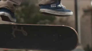 Chutes en skate en Slowmotion 1000fps 1