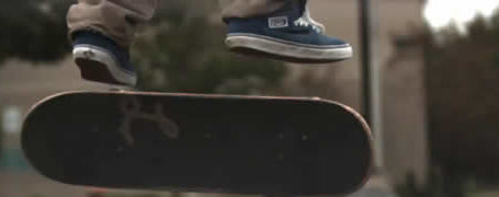 Chutes en skate en Slowmotion 1000fps 5