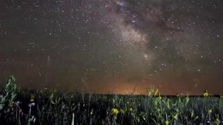 Superbe TimeLaspe - Tempest Milky Way 1