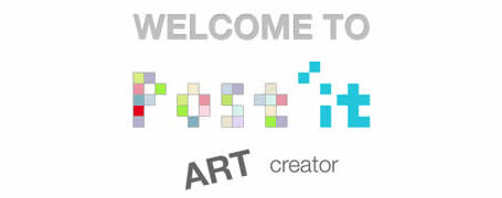 Post'it Art Creator 7