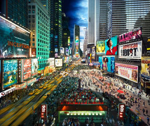 7 photos de NYC de nuit et de jour en même temps 3
