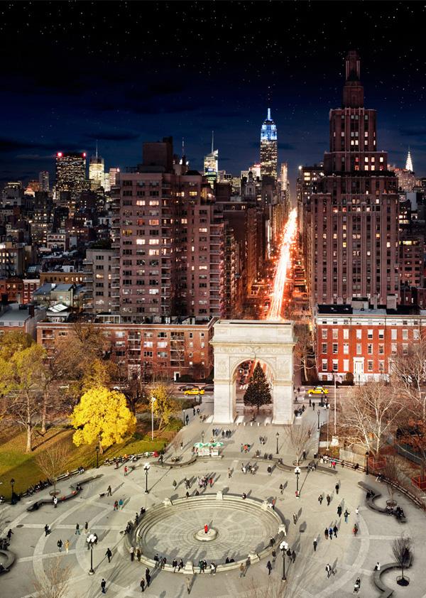 7 photos de NYC de nuit et de jour en même temps 4
