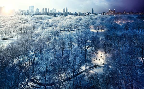7 photos de NYC de nuit et de jour en même temps 5
