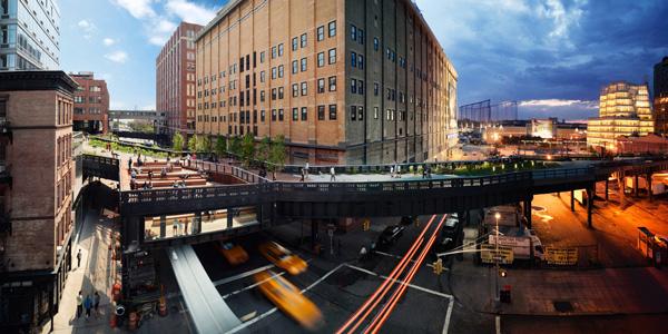7 photos de NYC de nuit et de jour en même temps 6