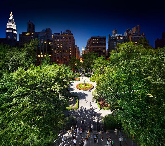7 photos de NYC de nuit et de jour en même temps 8