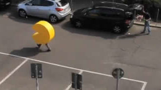 Urban Pacman