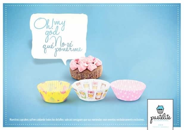 20+ publicités avec des cupcakes 19