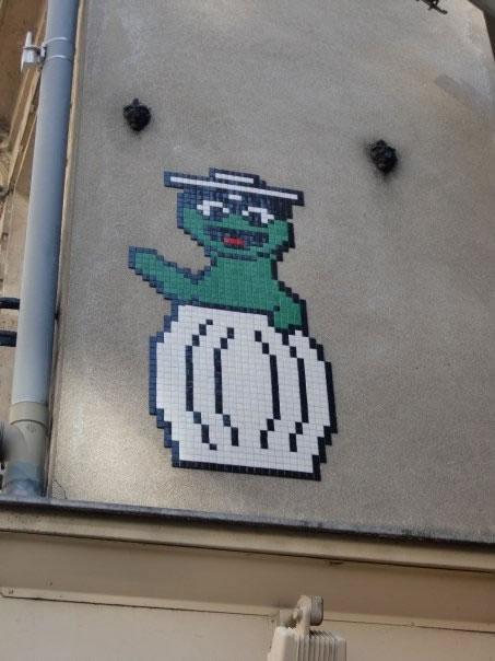 37 Street Art Fun et créatifs – vol6 36
