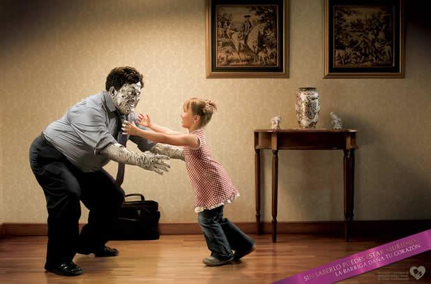 40 publicités avec des zombies 26