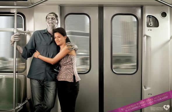 40 publicités avec des zombies 23