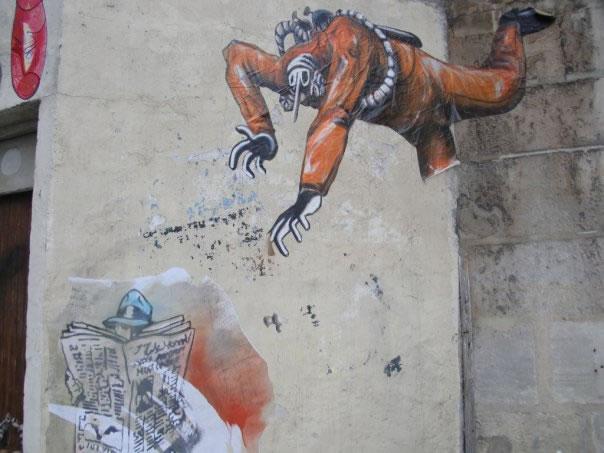 37 Street Art Fun et créatifs – vol6 33