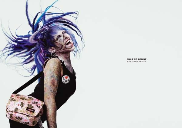 40 publicités avec des zombies 22