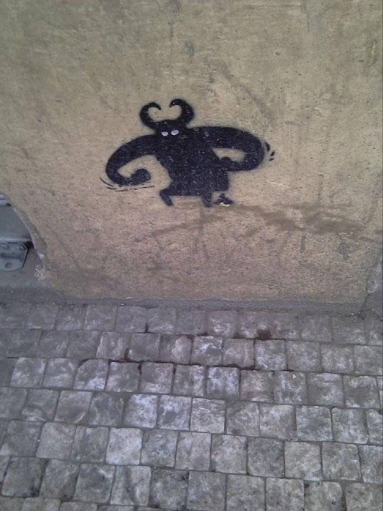 37 Street Art Fun et créatifs – vol6 31