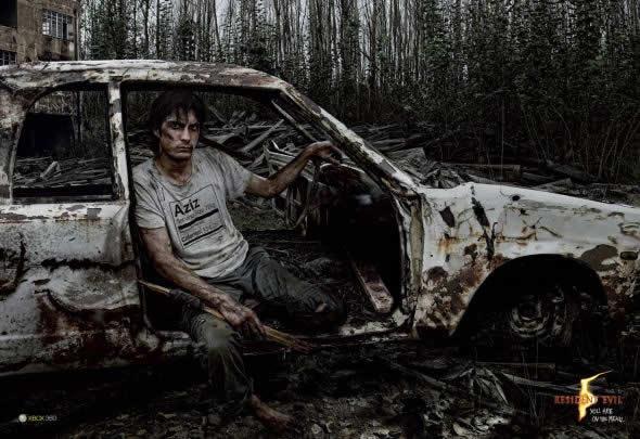 40 publicités avec des zombies 14