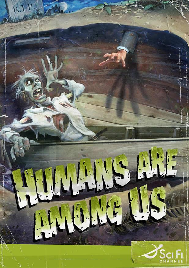 40 publicités avec des zombies 11