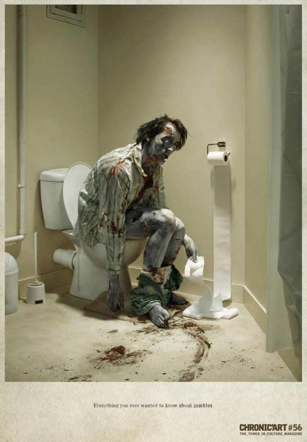 40 publicités avec des zombies 9