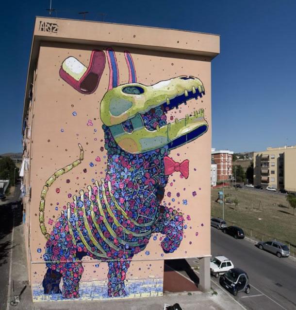 37 Street Art Fun et créatifs – vol6 15
